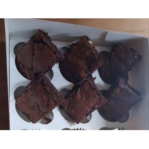 Tripple Chocolate Brownie